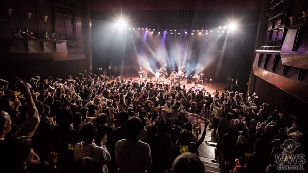 TANEBI、ツアーファイナルで新曲初披露!
