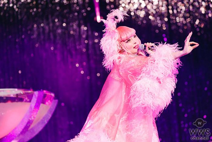 きゃりーぱみゅぱみゅが全20公演のツアーファイナルを締めくくる。 コンセプトは「キャバレー」。ニューアルバムの曲を中心にちょっと大人の演出で魅了。