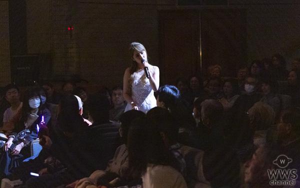 サラ・オレインが800名の観客に一足早いクリスマスプレゼント!クリスマスの名曲や本日最終回を迎える大河ドラマの劇中歌『我が故郷』など全15曲を披露 !!