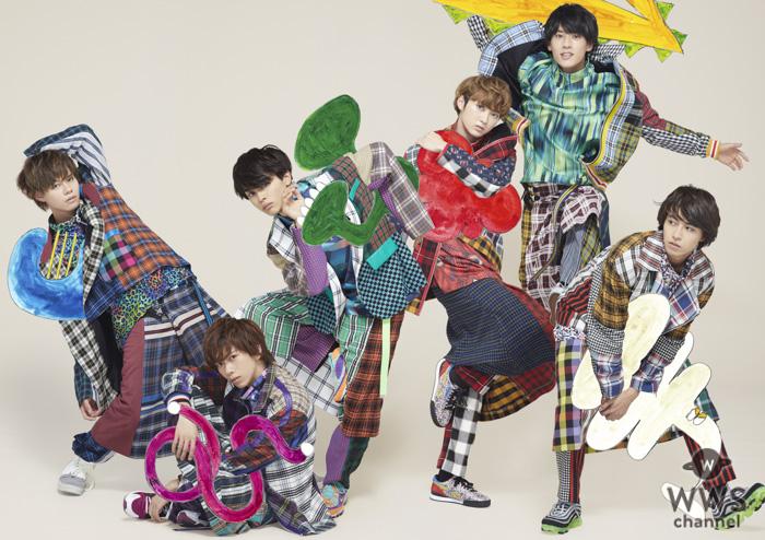 超特急が「神戸コレクション2019 SPRING/SUMMER」に出演決定!ライブ&ファッションショーで「魅せ方を変えたステージングをします!」と意気込み!!