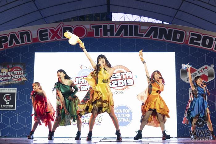 アップアップガールズ(仮)、2年ぶりにタイでライブ開催!「JAPAN EXPOTHAILAND2019」に参戦!!