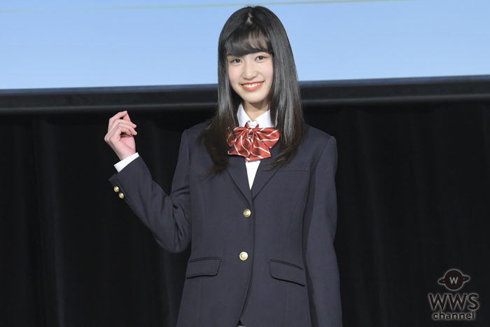 山内寧々が「第6回日本制服アワード」グランプリを受賞!授賞式イベントでランウェイを飾る!!