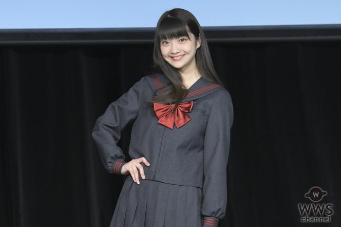 夢みるアドレセンス・山下彩耶が「第6回日本制服アワード」のランウェイに登場!!