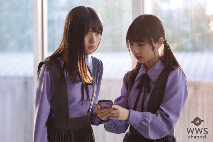 乃木坂46・齋藤飛鳥が主演するドラマ『ザンビ』第3話の場面写真が公開!
