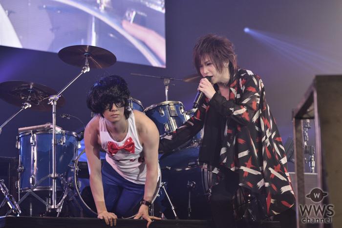 【ライブレポート】ゴールデンボンバーがCOUNTDOWN JAPAN 18/19(カウントダウン・ジャパン)の2日目オープニングに登場!<CDJ1819>