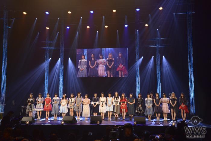 いよいよ開幕!「AKB48グループ歌唱力No.1決定戦」生放送がスタート!岡田奈々「一番楽しみたいと思います!」