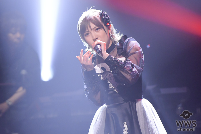 AKB48・岡田奈々、優勝候補の圧倒的な歌唱力でステージを席巻!<AKB48グループ歌唱力No.1決定戦>