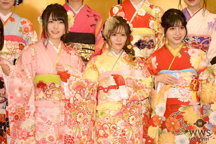 込山榛香、二十歳の抱負に「AKB48を自分たちで作っていく」!AKB48グループが成人式を神田明神で開催!!