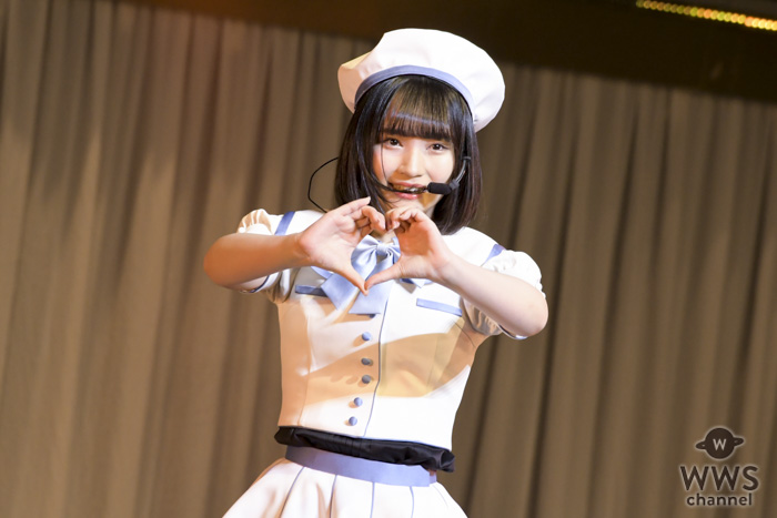 【ライブレポート】AKB48・矢作萌夏、ソロコンサートでSKE48の『意外にマンゴー』を熱唱!サプライズで矢作有紀奈からの手紙も