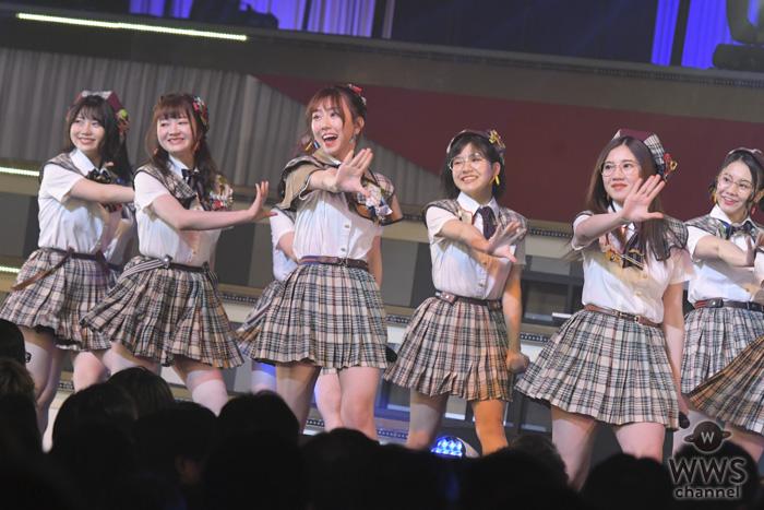 熊崎晴香センター曲『制服を着た名探偵』が71位にランクイン!!<AKB48 リクアワ2019・2日目>