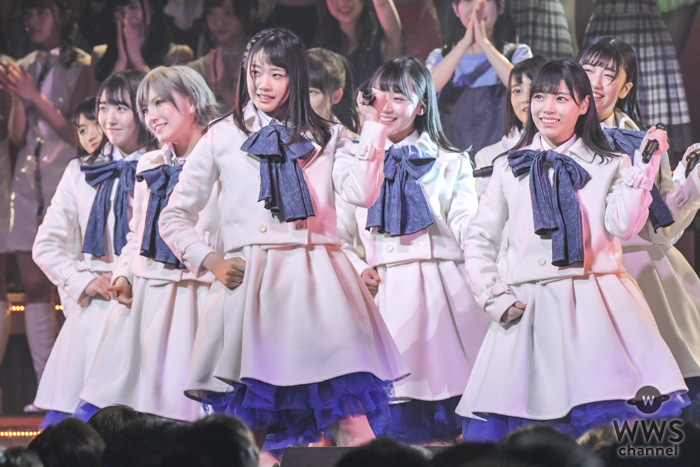 AKB48リクアワ、51位はSTU48『ペダルと車輪と来た道と』がランクイン!!<AKB48 リクアワ2019・2日目>