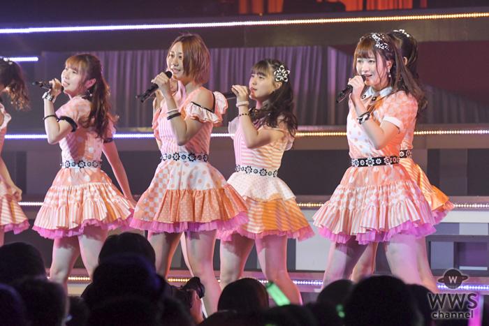 AKB48リクアワ・昼の部、50位はSKE48『奇跡の流星群』からスタート!<AKB48 リクアワ2019・2日目>