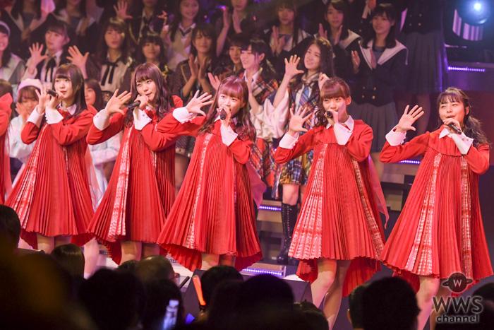 NGT48の『青春時計』がリクアワ33位にランクイン!<AKB48 リクアワ2019・2日目>