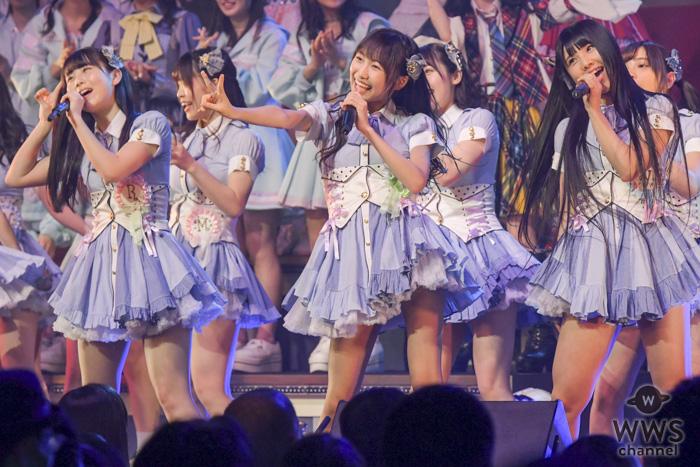 AKB48リクアワにSKE48『夢の階段を上れ!』がランクイン!溢れるフレッシュさで魅了!<AKB48 リクアワ2019・2日目>