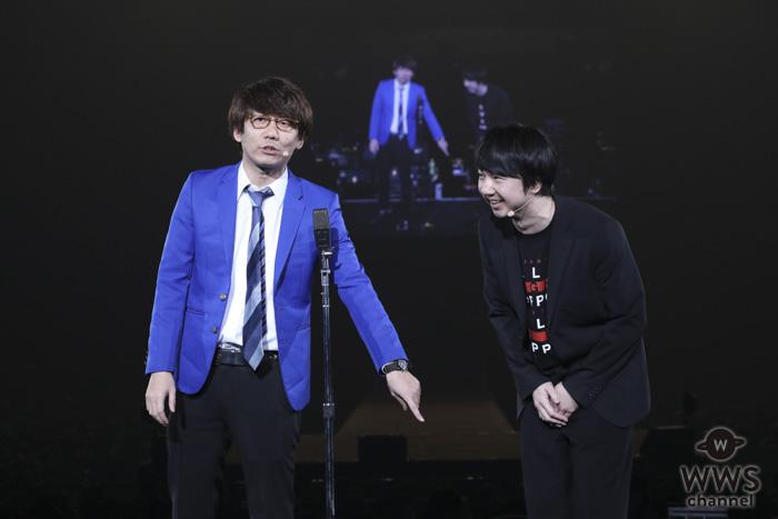 三四郎&四千頭身がオールライブニッポンで漫才を披露!<ALL LIVE NIPPON 2019>