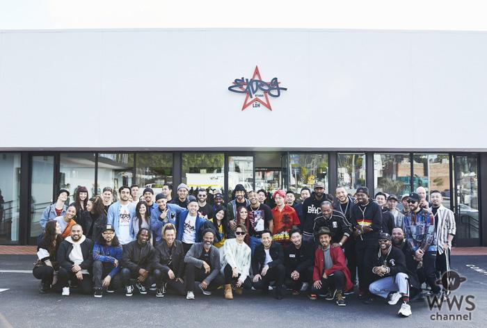 三代目JSB・今市隆二、EXILE HIRO、MAKIDAIが「EXPG STUDIO」LA校を訪問!