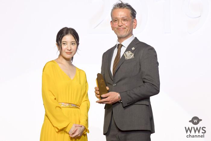 吉高由里子が「食べログアワード2019」の授賞式プレゼンターに登場!!