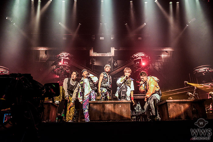 DOBERMAN INFINITY 自身初となる日本武道館公演 3/27(水)よりBlu-ray/DVDで発売! 3万人を動員した史上最大規模の全国ツアーも収録!