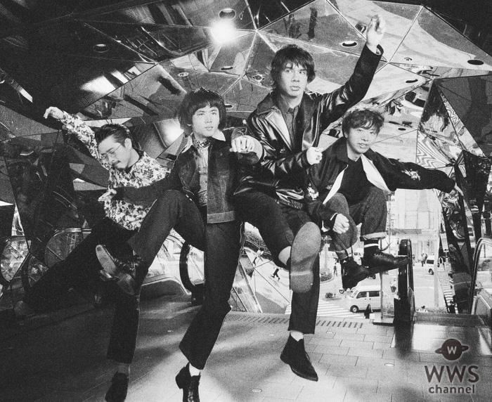 OKAMOTO'S、10周年イヤーの幕開けとなるアルバム「BOY」をリリース!アルバムを引っ提げた全国ツアーの開催も発表!