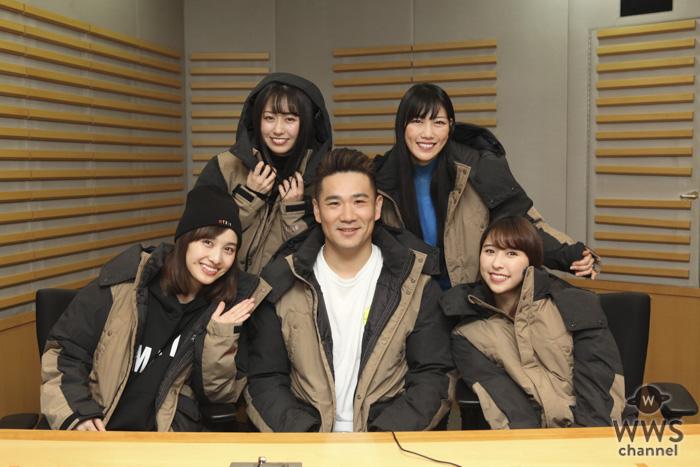 田中将大投手×ももいろクローバーZのコラボダウンジャケットの限定販売が決定!