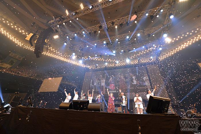 清水ミチコ&森山良子、武道館・初夢フェスで笑い&歌い初め!一青窈、黒沢かずこ、藤井隆、椿鬼奴、ナイツらも参加!
