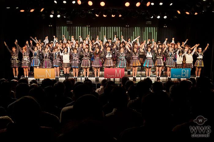 さらなる飛躍のために! 2019年元日『NMB48大組閣』発表!!