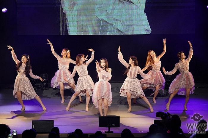 OH MY GIRL、日本デビュー記念 1st LIVE TOUR 2019ファイナル大盛況!2019年1月8日(火) クラブチッタにてJAPAN DEBUT ALBUM 会場購入者限定限定スペシャルライブ開催!!