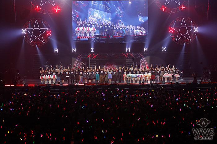 「ANIMAX MUSIX 2019 OSAKA supported by ひかりTV」 が大阪城ホールで開催!大橋彩香、小倉唯、Poppin'Party、fripSide、三森すずこをはじめ、シークレットゲストのウマ娘など、 総勢17組が今年も熱いステージを披露!