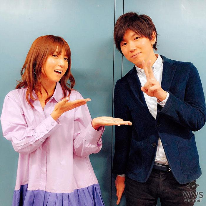 hitomi、芥川賞ノネートで話題の古市憲寿との2ショットを披露!