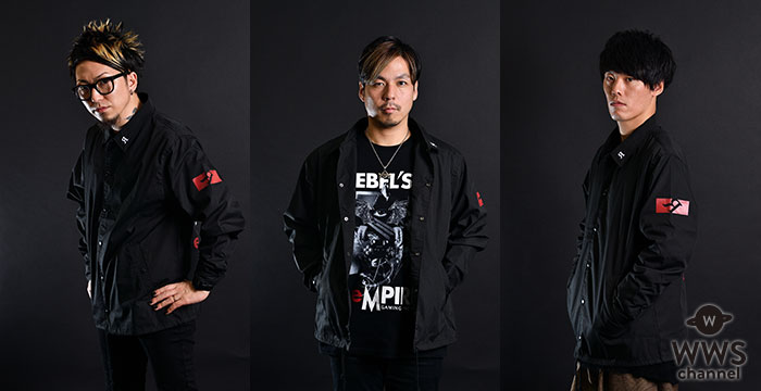 "MAH(SiM)率いる総合ゲームエンタメ集団""THE REBEL'S eMPIRE""が本格始動!「スペシャのヨルジュウ♪」で新メンバーとして KOUHEI(04 Limited Sazabys)もサプライズ登場!!"