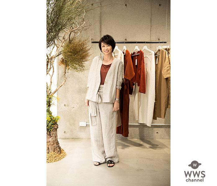 辺見えみりがディレクションするファッションブランド 『OUTER SUNSET』が2019年春夏展示会を開催!