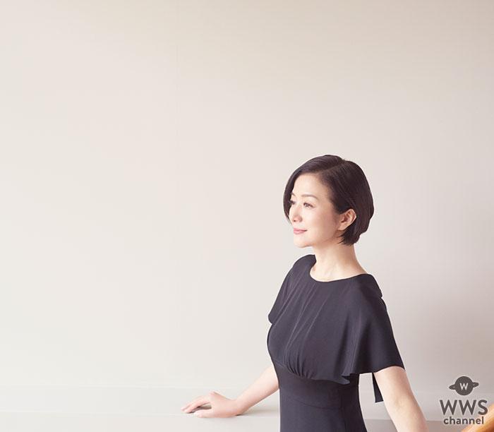 藤井隆全面プロデュース!2月27日発売の鈴木京香「dress-ing」 ジャケット写真が完成!!