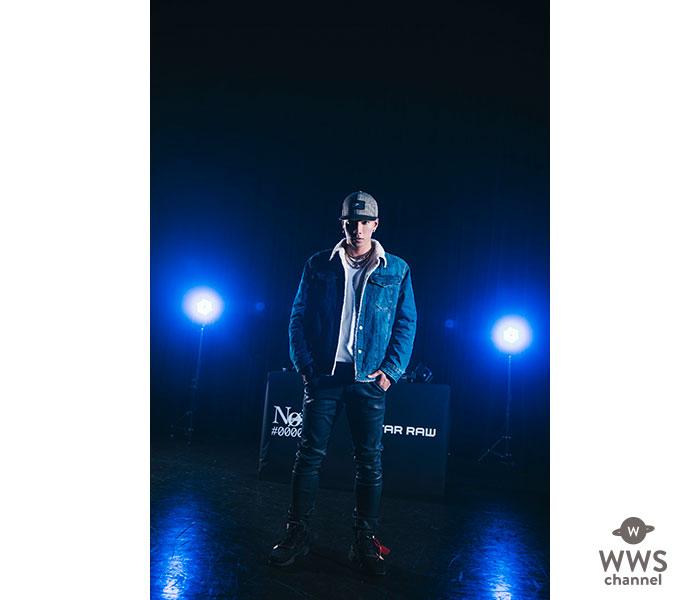 SWAY率いるクリエイティブ集団NOIR(ノアール) 世界的デニムブランド「G-Star RAW」と 初のコラボレーションが実現!