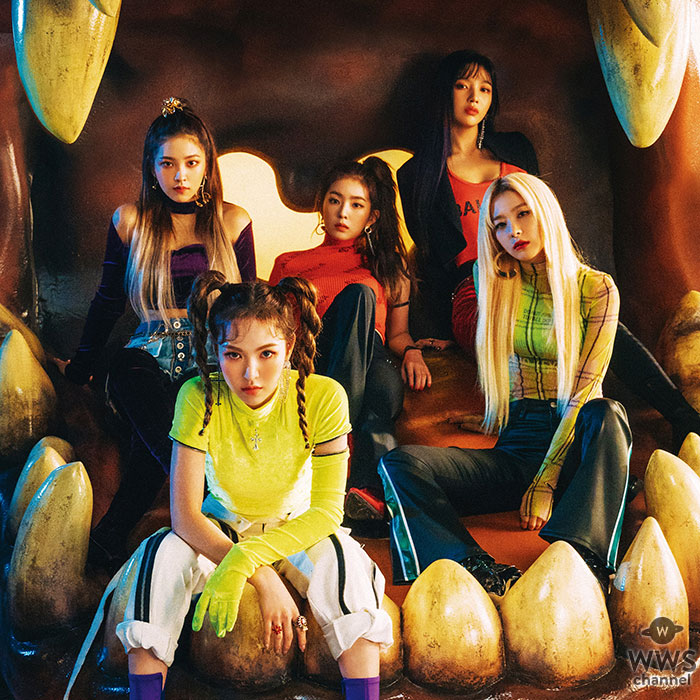 人気ガールズグループRed Velvet、Digital Single「SAPPY」リリース決定!ティザー映像でサプライズ発表!