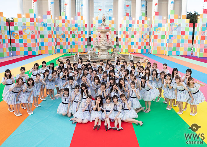 NMB48、第2章突入! 20枚目シングル発売決定!!