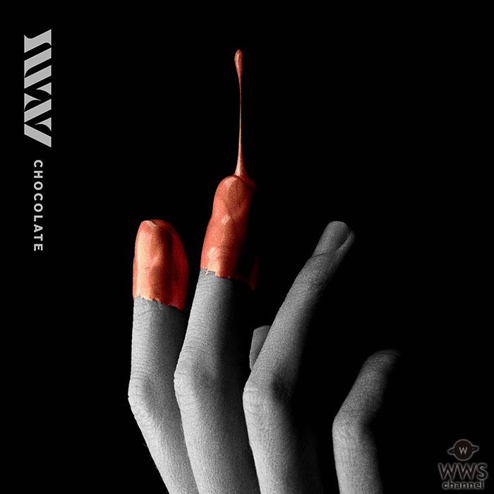SWAY、2019年第1弾リリースにしてバレンタイン・シングルとなる「チョコレート」を2月14日配信開始!!