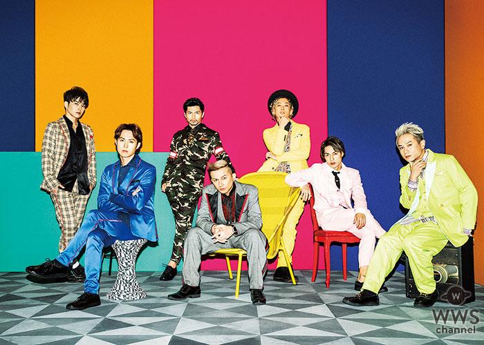 DA PUMP、2019年第一弾シングルリリース決定!!タイトルは「桜」!