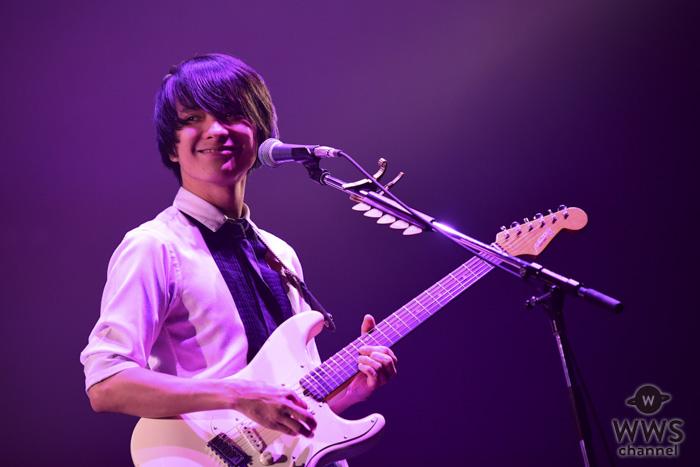 【ライブレポート】UNISON SQUARE GARDENがCOUNTDOWN JAPAN 18/19(カウントダウン・ジャパン) 3日目、「GALAXY STAGE」のトリに登場!<CDJ1819>