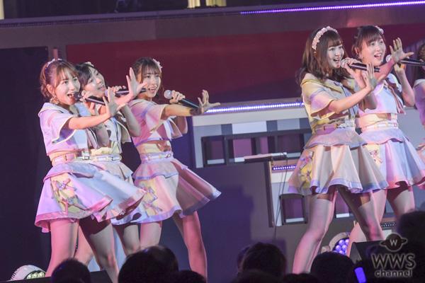 江籠裕奈センター『花の香りのシンンフォニー』がリクアワにランクイン!会場の視線を「く・ぎ・づ・け」!!<AKB48 リクアワ2019・1日目>