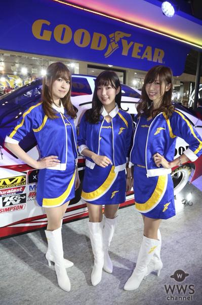 東京オートサロン2019が開幕!土井世梨奈がコンパニオンにインタビュー!!