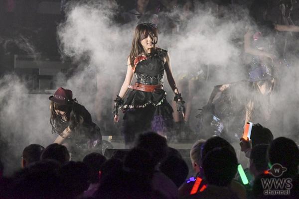 松井珠理奈、『思い出以上』で魅せる圧倒的パフォーマンス!<AKB48 リクアワ2019・1日目>