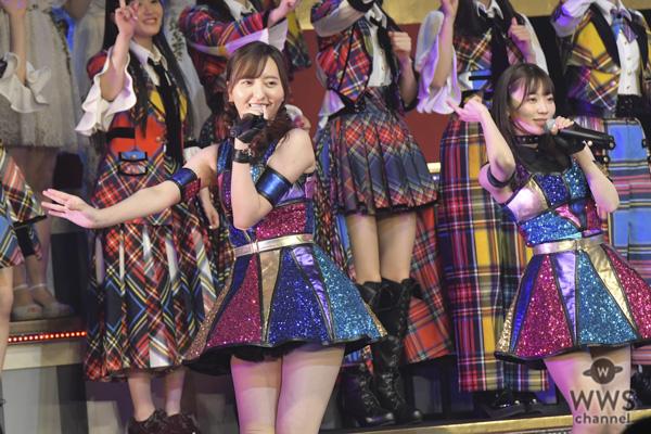 HKT48、『最高かよ』がAKBリクアワにランクイン!<AKB48 リクアワ2019・1日目>