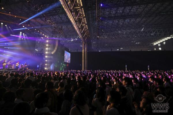 【ライブレポート】never young beachが人気曲を連発!COUNTDOWN JAPAN 18/19(カウントダウン・ジャパン)3日目のステージを盛り上げる!<CDJ1819>