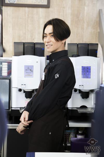 EXILE TETSUYAがプロデュースの「アメージングカフェラテ」が全国のローソンで発売開始!