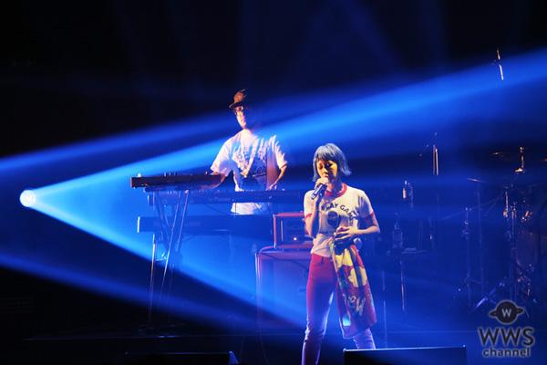 【ライブレポート】木村カエラがROCK AX(ロックアックス)初日のトリに登場! ベスト盤のようなセットリストで会場を歓声の渦に!<ROCK AX Vol.1>