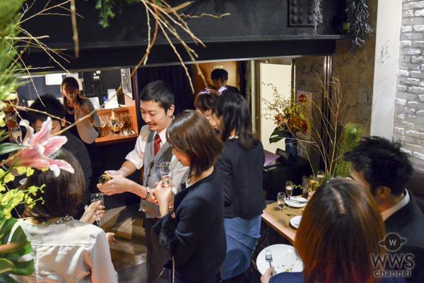 嶋村吉洋氏の主催パーティー「Jam」にTiiiMOが出席!REEi、Chiakiのサプライズバースデーも開催!
