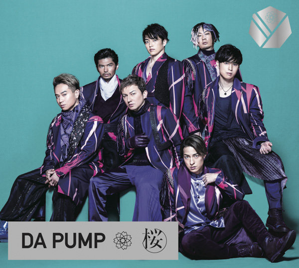DA PUMP、期待の新曲「桜」がTBS「CDTV」のオープニング曲に決定!ジャケット写真も公開!