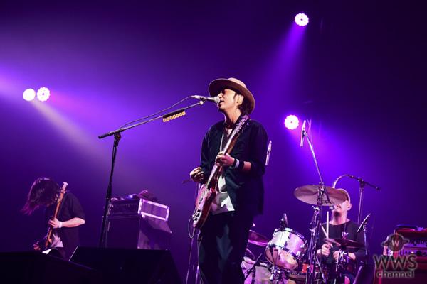 【ライブレポート】ACIDMANがCOUNTDOWN JAPAN 18/19(カウントダウン・ジャパン)の3日目、「GALAXY STAGE」で熱演!<CDJ1819>