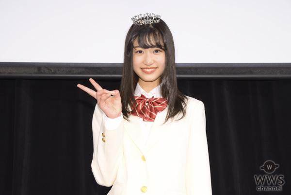 現役中学生・山内寧々が「第6回日本制服アワード」グランプリを受賞!授賞式イベントでランウェイを飾る!!