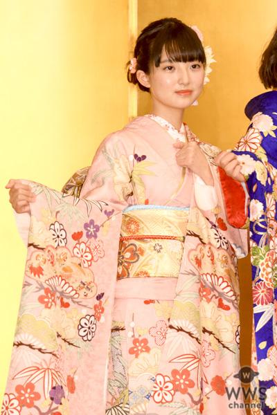 SKE48の9期生・藤本冬香がAKB48グループ成人式に登場!「初めてのお仕事でとても緊張」!!